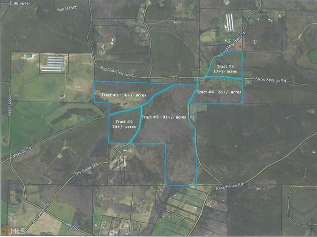 0 Snow Springs Rd, Adairsville, GA 30103 (MLS #8732786) :: Buffington Real Estate Group
