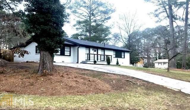 2599 Leafmore Dr, Smyrna, GA 30082 (MLS #8732789) :: Community & Council