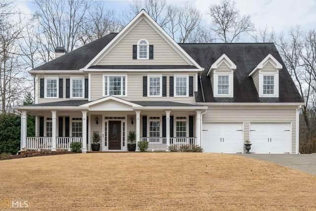 5753 NW Brookstone Walk, Acworth, GA 30101 (MLS #8732914) :: Buffington Real Estate Group
