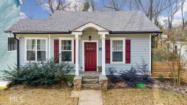 1467 Woodbine Ave, Atlanta, GA 30317 (MLS #8732955) :: Buffington Real Estate Group