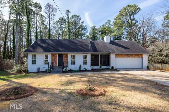 3995 Chemawa Dr, Stone Mountain, GA 30083 (MLS #8732965) :: RE/MAX Eagle Creek Realty
