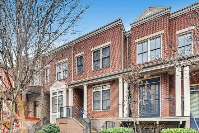 4689 Dogwood Alley #603, Atlanta, GA 30338 (MLS #8732989) :: Rich Spaulding