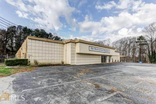 3120 Donald Lee Hollowell Pkwy, Atlanta, GA 30318 (MLS #8733155) :: Buffington Real Estate Group