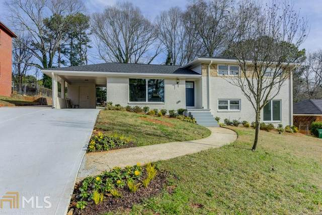 3006 Toney Dr, Decatur, GA 30032 (MLS #8733282) :: RE/MAX Eagle Creek Realty