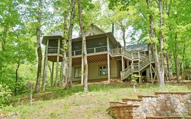 840 Moccasin Creek Rd, Clarkesville, GA 30523 (MLS #8733283) :: Rettro Group