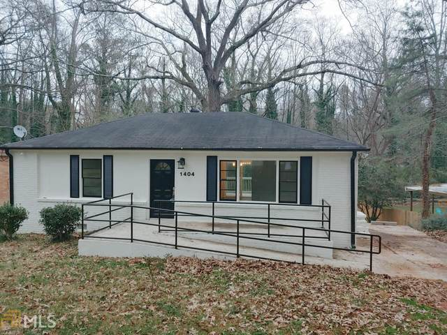 1404 Cobb Branch Dr, Decatur, GA 30032 (MLS #8733394) :: RE/MAX Eagle Creek Realty