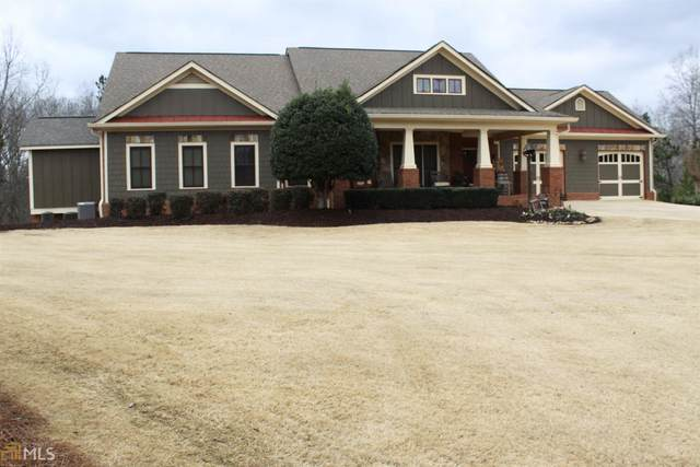 399 Evecliff Dr, Dallas, GA 30132 (MLS #8733419) :: The Realty Queen Team