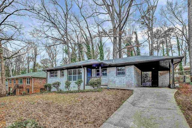 2880 Santa Barbara Dr, Decatur, GA 30032 (MLS #8733599) :: RE/MAX Eagle Creek Realty