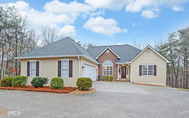 2110 Riverwood Dr, Gainesville, GA 30501 (MLS #8733766) :: The Realty Queen Team