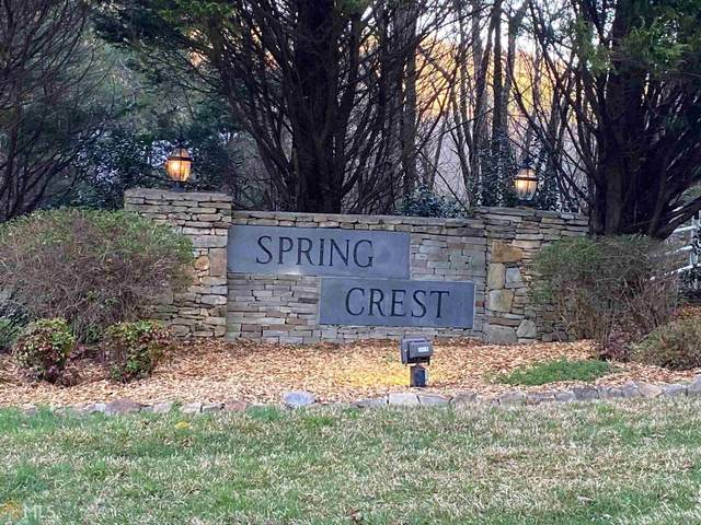 0 Spring Crest Rd #7, Cleveland, GA 30528 (MLS #8733821) :: The Heyl Group at Keller Williams