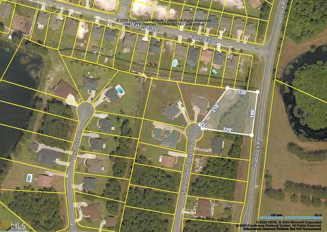 0 Shelton Pl, Kingsland, GA 31548 (MLS #8733874) :: Military Realty