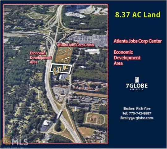 0 Washington Rd, Atlanta, GA 30349 (MLS #8733897) :: Buffington Real Estate Group
