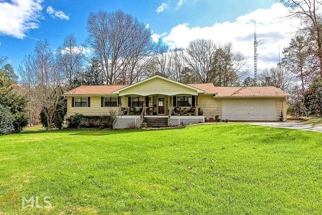 122 East Knight Rd, Mcdonough, GA 30252 (MLS #8733914) :: Athens Georgia Homes