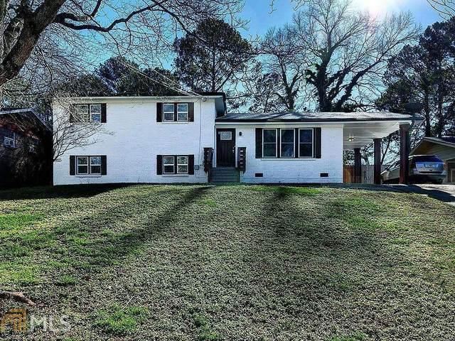 3284 Tulip Dr, Decatur, GA 30032 (MLS #8734182) :: Buffington Real Estate Group