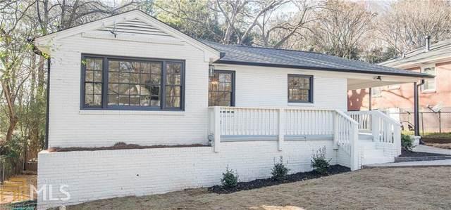 2191 Nelms Dr, Atlanta, GA 30315 (MLS #8734412) :: Buffington Real Estate Group