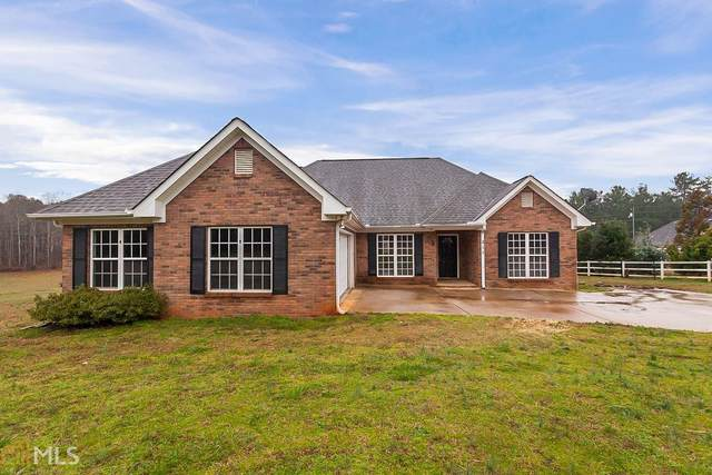 211 Harvey, Covington, GA 30016 (MLS #8734420) :: The Realty Queen Team