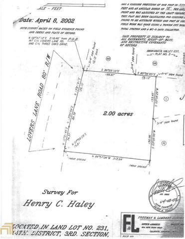 01 Lovers Ln, Calhoun, GA 30701 (MLS #8734479) :: Buffington Real Estate Group
