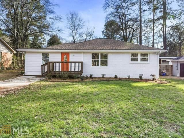 3237 Bonway Dr, Decatur, GA 30032 (MLS #8734515) :: RE/MAX Eagle Creek Realty