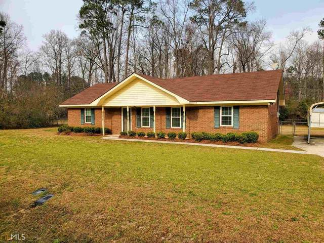 805 Deer Rd, Statesboro, GA 30458 (MLS #8734573) :: Rettro Group