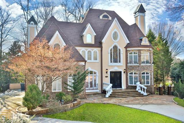 5080 Johns Creek Court, Johns Creek, GA 30022 (MLS #8734599) :: John Foster - Your Community Realtor