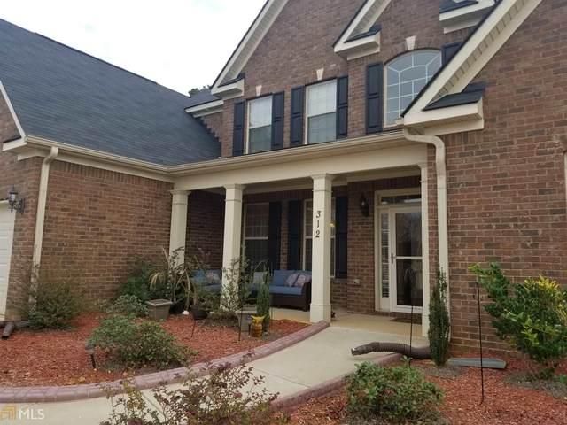 312 Shagbark Ln #0, Mcdonough, GA 30252 (MLS #8734660) :: Athens Georgia Homes