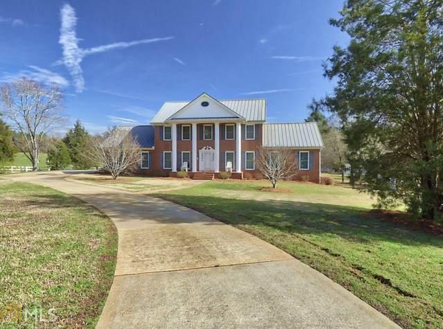 2192 North Ola Rd, Mcdonough, GA 30252 (MLS #8734665) :: Athens Georgia Homes
