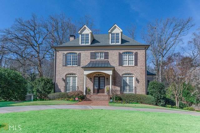 1620 NE Doncaster Dr, Atlanta, GA 30309 (MLS #8734748) :: Buffington Real Estate Group