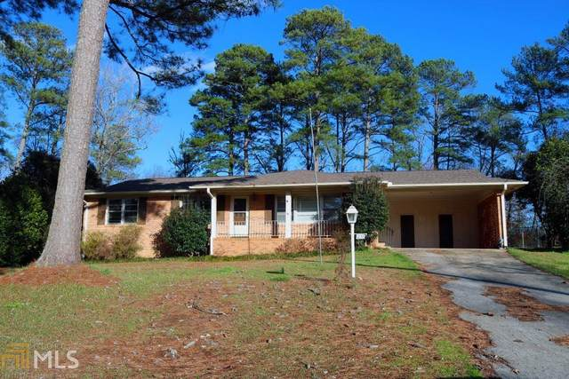 1236 Everee Inn Rd, Griffin, GA 30224 (MLS #8734786) :: RE/MAX Eagle Creek Realty