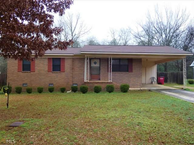 814 Betty St, Sandersville, GA 31082 (MLS #8735120) :: Rettro Group