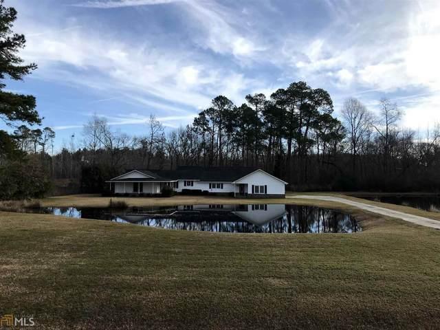 1710 Friendship Church Rd, Statesboro, GA 30458 (MLS #8735235) :: Military Realty