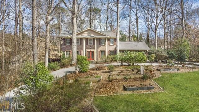 2146 Brendon Dr, Atlanta, GA 30338 (MLS #8735334) :: RE/MAX Eagle Creek Realty