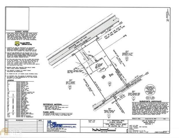 4171 Brookview Dr, Atlanta, GA 30339 (MLS #8735362) :: Buffington Real Estate Group