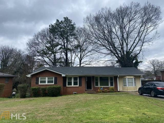 2874 Lynda Pl, Decatur, GA 30032 (MLS #8735554) :: RE/MAX Eagle Creek Realty