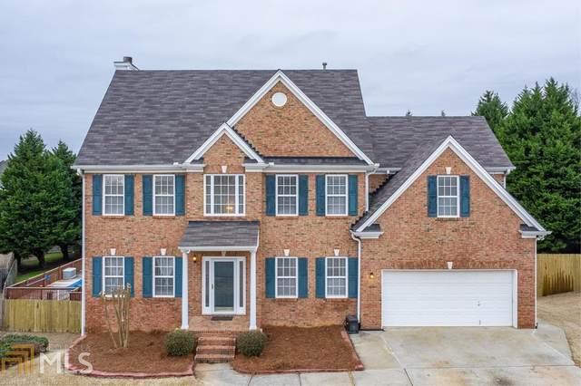 2365 Taylor Pointe Way, Dacula, GA 30019 (MLS #8735592) :: Buffington Real Estate Group