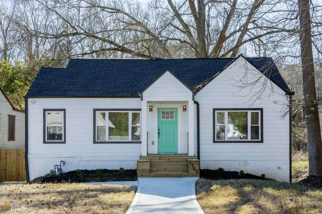 1368 SW Richland Rd, Atlanta, GA 30310 (MLS #8735689) :: Athens Georgia Homes