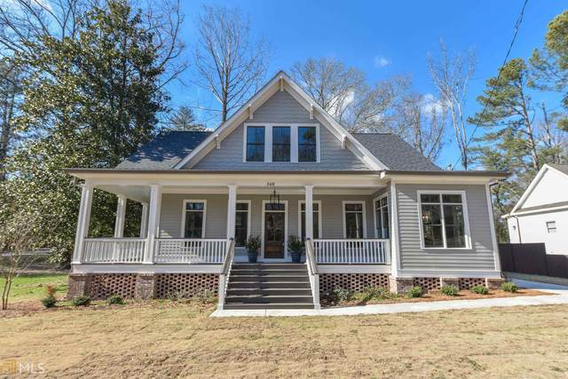 340 Fortson Dr, Athens, GA 30606 (MLS #8735845) :: Military Realty
