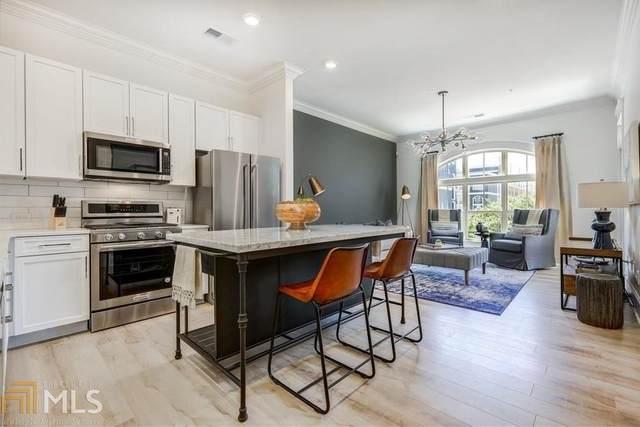625 Piedmont Ave #1005, Atlanta, GA 30308 (MLS #8735922) :: Rich Spaulding