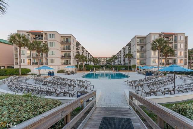 1440 Ocean Blvd #314, St. Simons, GA 31522 (MLS #8735954) :: Athens Georgia Homes