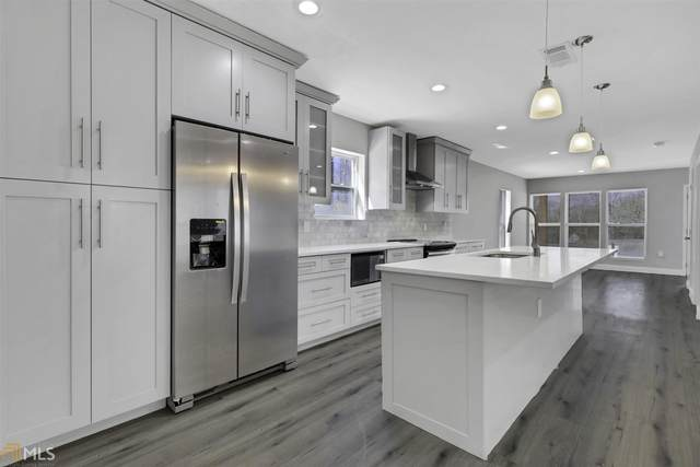 160 NW Scott St, Atlanta, GA 30314 (MLS #8736119) :: Buffington Real Estate Group