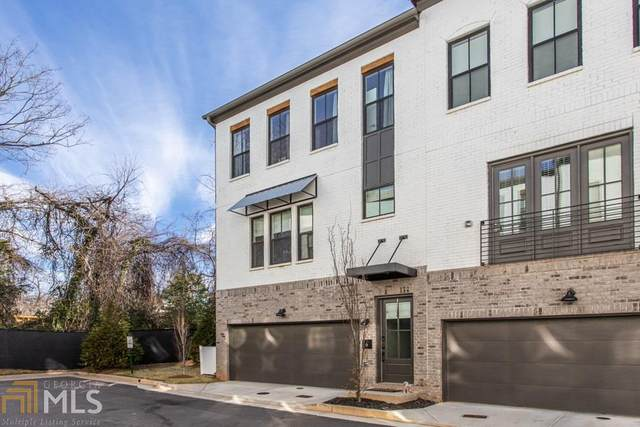 215 Arizona Ave #6, Atlanta, GA 30307 (MLS #8736261) :: Buffington Real Estate Group