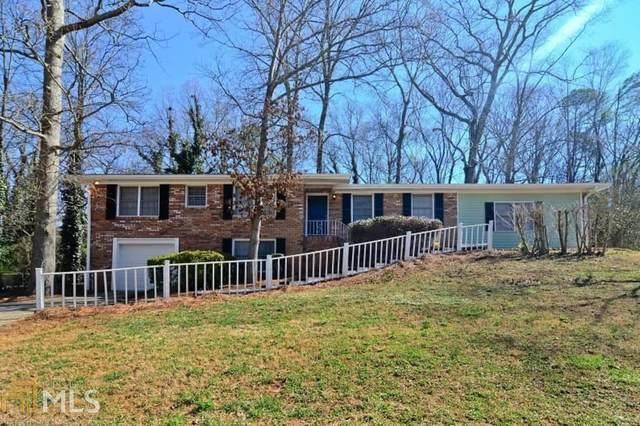 5436 Seminole Way, Acworth, GA 30102 (MLS #8736279) :: Buffington Real Estate Group