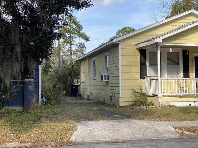 212 W 60, Savannah, GA 31405 (MLS #8736347) :: Military Realty