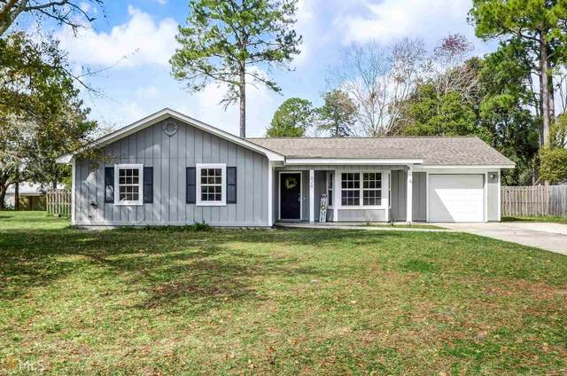516 Moeckel Ln, St. Marys, GA 31558 (MLS #8736380) :: Military Realty