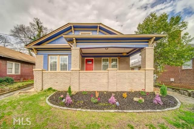 1445 Allegheny Street Sw, Atlanta, GA 30310 (MLS #8736565) :: Athens Georgia Homes