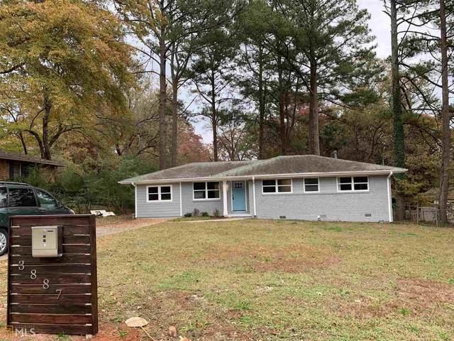 3887 Kirksford Dr, Decatur, GA 30035 (MLS #8736662) :: Buffington Real Estate Group