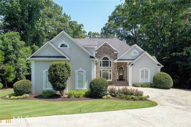 5906 Stuart Dr, Flowery Branch, GA 30542 (MLS #8736731) :: Buffington Real Estate Group