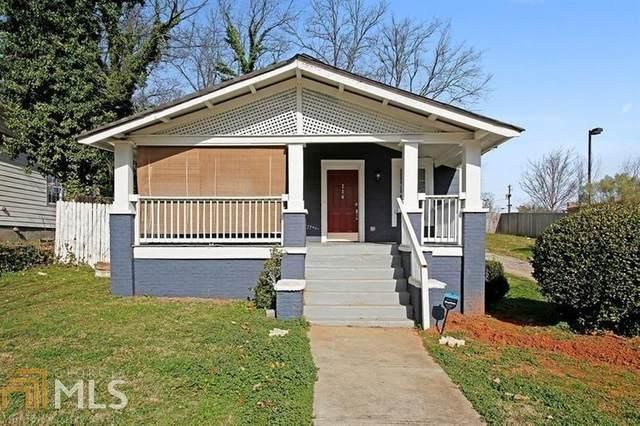 214 Adair Avenue Se, Atlanta, GA 30315 (MLS #8736779) :: Buffington Real Estate Group
