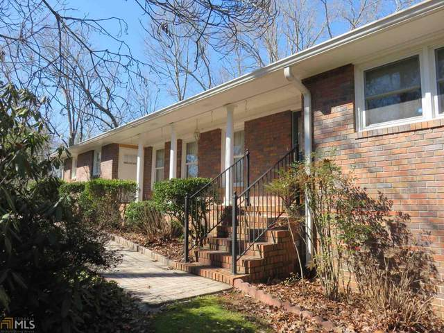 122 Driskell Rd, Cleveland, GA 30528 (MLS #8736855) :: Military Realty
