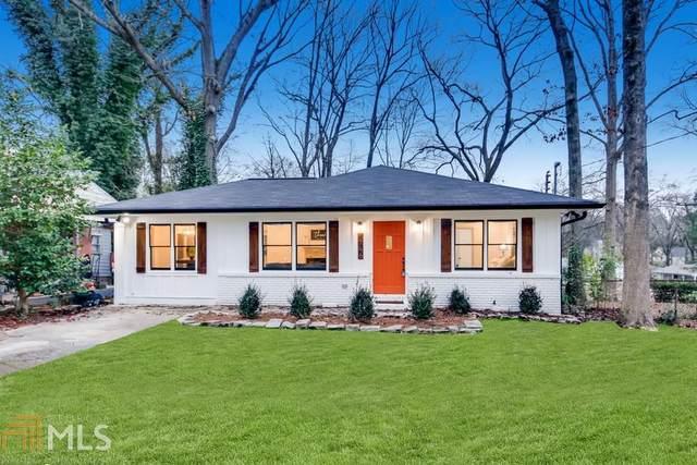 1746 SW Hadlock Street Sw, Atlanta, GA 30311 (MLS #8736925) :: Athens Georgia Homes