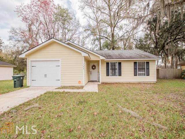 109 Summerfield Dr, Kingsland, GA 31548 (MLS #8737025) :: Military Realty